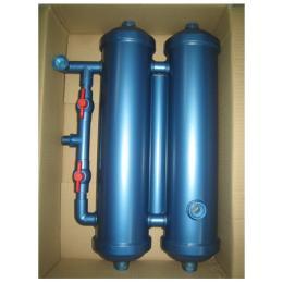 เครื่องกรองน้ำใช้ แบบแขวน ท่อคู่ เนื้อ PVC 000050