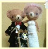 ตุ๊กตาคู่แต่งงาน/คู่รัก