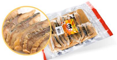 ปลาซาบะย่างซีอิ้วนิกิริ
