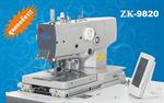 เครื่องจักรถักรังกระดุมรูกุญแจคอมฯ หุ่น จูกิ ZK-9820