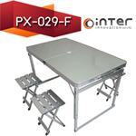 โต๊ะปิกนิกพับเก็บได้ KOMMET รุ่น PX-029-F