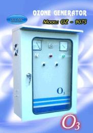 เครื่องผลิต โอโซน อุตสาหกรรม_OZ-9075