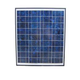 แผงเซลล์แสงอาทิตย์แบบผลึกเดี่ยวขนาด 40 วัตต์