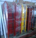 ประตูรั้วพับเก็บ 4der- Gate Steel