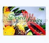ผลไม้รวมอบแห้ง ตราสยาม( มะม่วง สับปะรด มะละกอ )540 กรัม