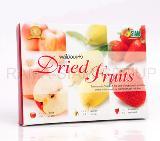 ผลไม้รวมอบแห้ง ตราสยาม(แอปเปิ้ล, มะม่วง,สตรอเบอรี่)250กรัม