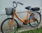 จักรยานไฟฟ้า รุ่น เทอร์โบ ชอปเปอร์