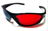 แว่น 3 มิติแบบพลาสติก