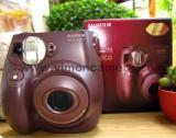 กล้องโพลาลอย Fuji instax mini 7s Choco-camera