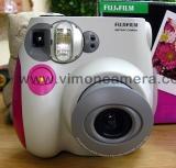 กล้องโพลาลอย Fuji instax mini 7s pink-camera
