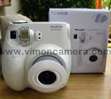 กล้องโพลาลอย Fuji instax mini 7s white-camera