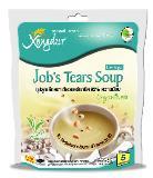 ซุปลูกเดือยชาเขียวใบหม่อนหวานน้อย