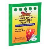 แผ่นบรรเทาปวด Tiger Balm Plaster Cold Medium Size