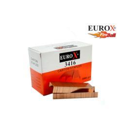 ลวดเย็บลังกระดาษ EUROX 3416-3419
