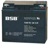 แบตเตอรี่แห้ง GB12-20