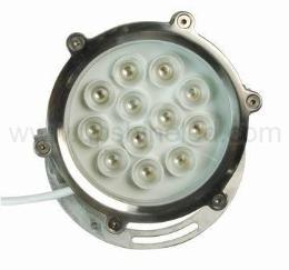 ไฟ LED underwater lamp IP68W 12W