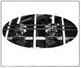 สายพาน Gates® Polyurethane Circular Knitting Machine