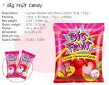 ลูกอม Big fruit candy รส ลิ้นจี่