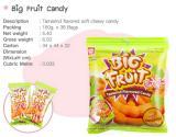 ลูกอม Big fruit candy รส มะขาม