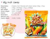 ลูกอม Big fruit candy รส ข้าวโพด