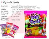 ลูกอม Big fruit candy รส ผลไม้รวม