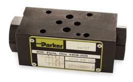 อุปกรณ์ ไฮดรอลิคส์ PARKER Pilot Operated
