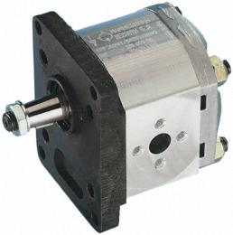 อุปกรณ์ ไฮดรอลิคส์ Hydraulic gear pump 1-8 shaft