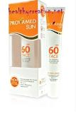 ครีมกันแดด Provamed Sun Beige ( สีเนื้อ ) SPF60 30 g