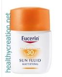 ครีมกันแดด Sun Fluid SPF30 Mattifying