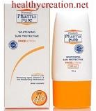 ครีมกันแดด PharmaPure Whitening Sun