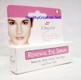 ครีมบำรุงรอบดวงตา Vincere Renewal Eye Serum 7 ml.