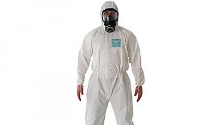 ชุดป้องกันสารเคมี NS-AP-02