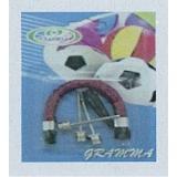 เข็มสูบบอล Gramma A-07 (1x3 พร้อมสายสูบลม)