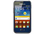 SAMSUNG Galaxy Ace Plus Smartphone (GT-S7500CWATHL) Blue