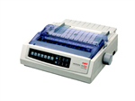 OKI ML390 Turbo Plus Dot Matrix Printer แคร่สั้น