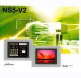 จอสั่งงานระบบสัมผัส NS5-V2