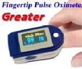 เครื่องวัดความอิ่มตัวของออกซิเจนในเลือด KP037