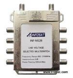 สวิตช์ตัดต่อ Multi Switch INFOSAT รุ่น MS28