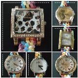งานแฮนด์เมด นาฬิกาสายถัก นาฬิกาสายผ้า อัพเดทสินค้า