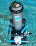 เครื่องกรองน้ำสระว่ายน้ำ โมบาย Npm/f