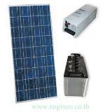อุปกรณ์ไฟฟ้าพลังงานแสงอาทิตย์SHL06