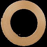ท่อทองแดงชนิดม้วนมาตรฐาน ASTM-B280