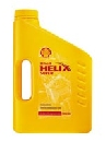 น้ำมันหล่อลื่นเครื่องยนต์เบนซิน Shell Helix Super