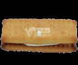 ขนมปังสอดไส้ครีม รีสอร์ทครีมขาว