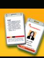 บัตรพนักงาน Contactless Smart Card