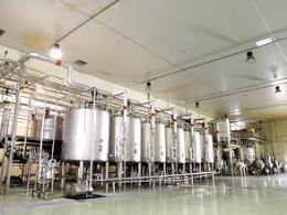 ระบบการผลิตโยเกิร์ตและนมเปรี้ยว