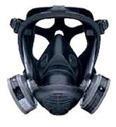 หน้ากากป้องกันสารเคมี