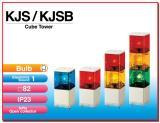ไฟสัญญาณเตือนแบบหมุน KJS / KJSB