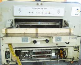 เครื่องมีดตัดกระดาษ Polor รุ่น 115CE