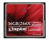 ซีเอฟการ์ด CF Card -- Ultimate 266X 16GB